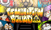 Игровой автомат Demolition Squad онлайн