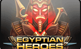 Игровой автомат Egyptian Heroes бесплатно онлайн