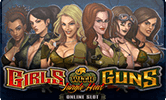 Игровой автомат Girls with Guns — Jungle Heat онлайн