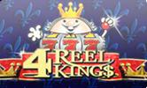 Игровой автомат 4 Reel Kings без регистрации