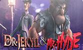 Игровой автомат Dr. Jekyll & Mr. Hyde без регистрации