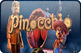 Игровой автомат Pinocchio онлайн