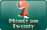 Игровой автомат Plenty on Twenty онлайн