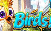 Игровой аппарат Birds! выпускает птиц счастья из онлайн клуба Vulkan