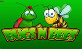 Игровой автомат Bugs & Bees – подружитесь с насекомыми в клубе Вулкан