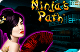 Игровой автомат Ninja's Path – казино Вулкан открывает боевую школу