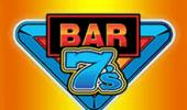 Игровой автомат Bar 7's бесплатно