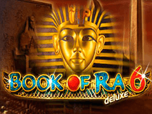 Игровой автомат Book Of Ra 6 Deluxe онлайн