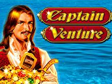 Игровой автомат Captain Venture онлайн