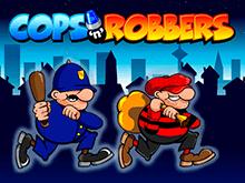 Игровой автомат Cops 'N' Robbers онлайн