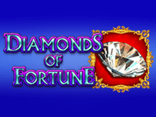 Игровой автомат Diamonds Of Fortune онлайн