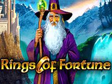 Игровой автомат Rings Of Fortune бесплатно
