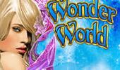 Игровой автомат Wonder World бесплатно