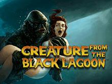 Creature From The Black Lagoon — уникальный автомат в Вулкан казино