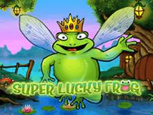 Super Lucky Frog — азартная игра по мотивам сказки в казино Вулкан