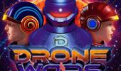 Войны Дронов — игровой слот с фантастическим сюжетом в казино Вулкан