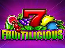 Fruitilicious — азартный автомат с сочными фруктами