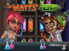 Dr Watts Up от Microgaming – популярный слот для онлайн игры
