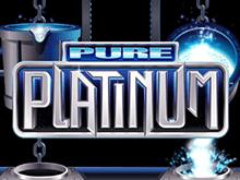 Pure Platinum – популярный слот от Microgaming