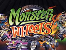 Monster Wheels – популярный слот для игры от Microgaming