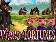 Piggy Fortunes — игровой автомат 777 с бонусным раундом